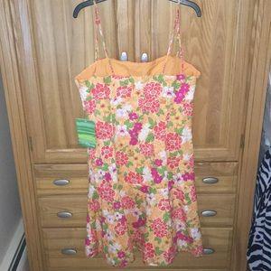Citrine Dresses - NWT Citrine Floral Dress 12
